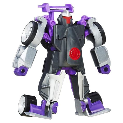 Buy Transformers Rescue Bots MorBot - Rescan Series Toy