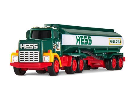 The Hess truck's back with its 2018 mini collection - nj