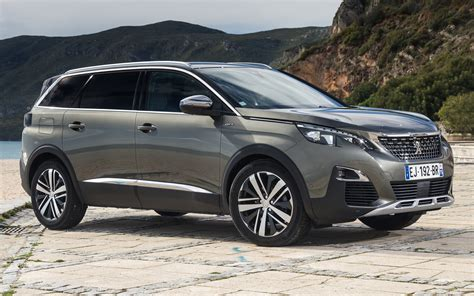 2017 Peugeot 5008 GT - Wallpapers and HD Images   Car Pixel