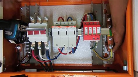 How to install Type 2 Surge Arrestors without Integral HRC