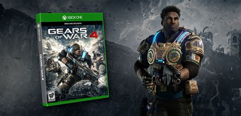 Gears 4 Pre-Orders: All you need to Know - Gaming Central