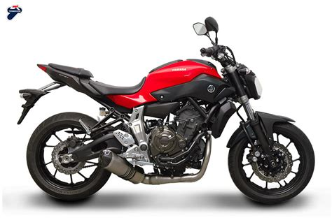 Termignoni - Complete system for YAMAHA MT07 2014-2017 - Y104