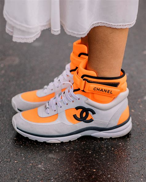 The Best Chanel Sneakers Released in the Last Few Years