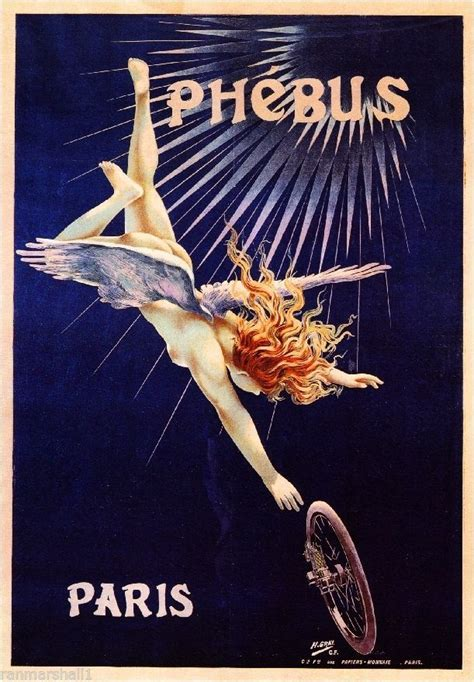 Vintage Wednesday: Art Nouveau Bicycle Posters   Cyclechic