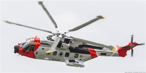 Agusta Westland AW101 Merlin Helicopter Norwegian Air Force