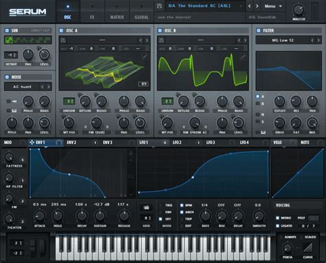 Serum 'Dream Synth' For Mac, Windows Now Available