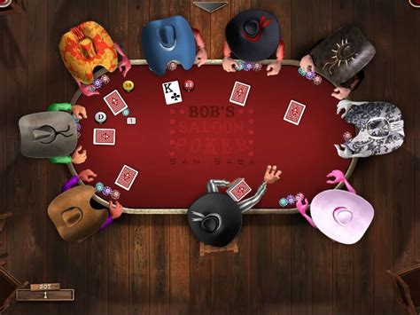Governor of Poker - Play online for free | Youdagames
