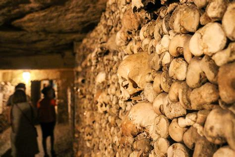 What It's Like Inside the Paris Catacombs (and How to Skip