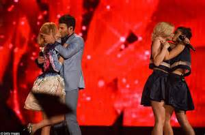 Sweden wins Eurovision Song Contest 2015 in Austria