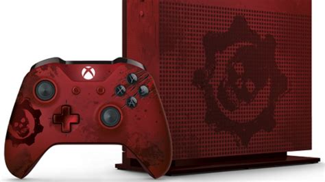 Comic-Con 2016: Win a Gears of War 4 Limited Edition Xbox