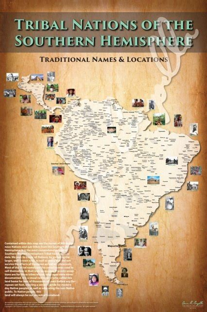 What are the names of each Native American Indian tribe