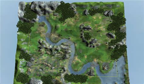 New Bothawui land map image - The Second Clone Wars mod