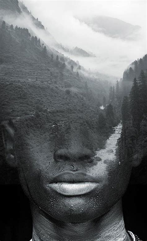 Artist Blends Humans With Nature In Beautifully-Surreal