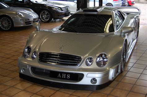 How About A Mercedes-Benz CLK GTR To Cure Your Woes