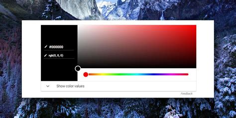 How To Preview A Color From Its HEX Code   Hex codes