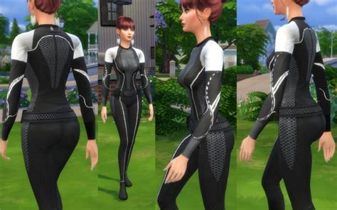 Female Hunger Games Jumpsuit by PixieLinxie at Mod The