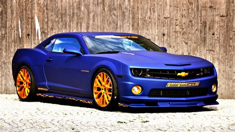 Geiger Chevrolet Camaro SS Wallpapers | HD Wallpapers | ID