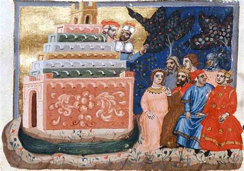 """The 9 Circles of Hell in Images: Dante's """"The Divine"""