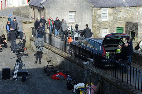 Roads closed as filming starts on Shetland series four