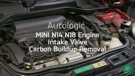 MINI N14 N18 Engine Carbon Cleaning - How To Clean - YouTube