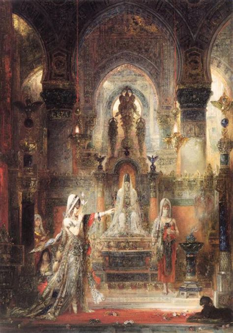 1400-1890 – Salome in paintings – Lyran Productions