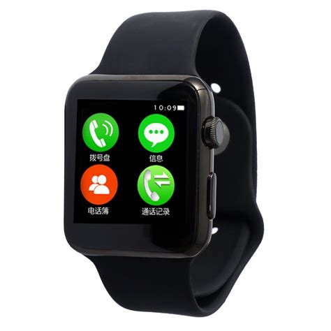 Jual Onix Smartwatch Mo Watch IWO A8 42mm With Heart Rate