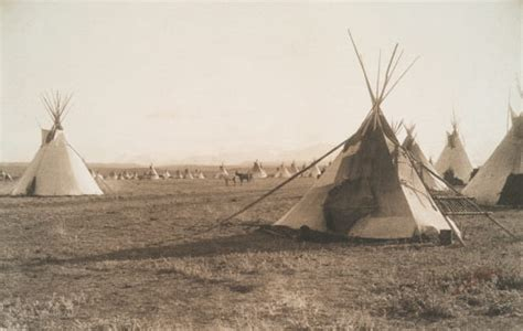 Indian Reservations - HISTORY
