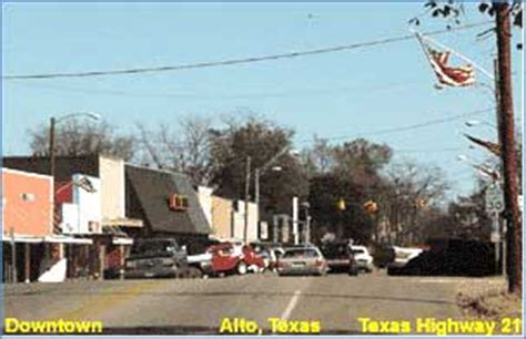 City of Alto, Texas presented by Online Directory of Texas
