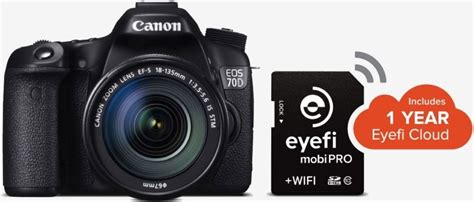 Eyefi Mobi Pro Wi-Fi SD card adds support for RAW wireless