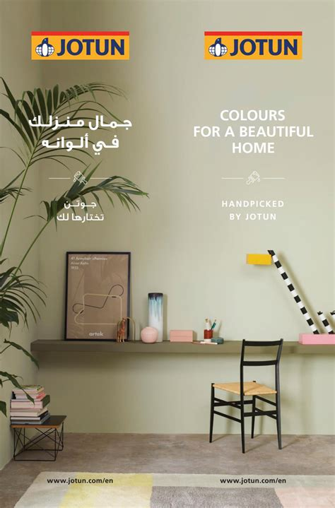 128 Colours by Jotun Paints Arabia - Issuu