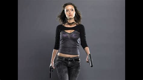 """Summer Glau, actress, """"Firefly,"""" """"The Cape"""" 2011 INTERVIEW"""