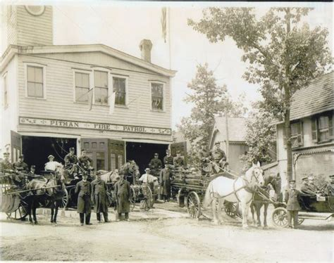 The Pitman Fire Patrol, one of Gloucester County's oldest