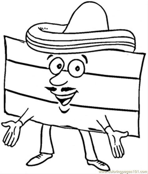 Flag Ofspain Coloring Page - Free Spain Coloring Pages