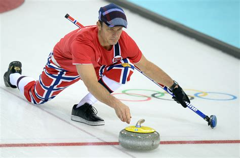 Sochi Winter Olympics: Farewell To Norway Curling Team's