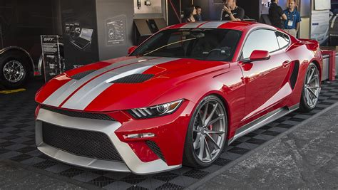 2017 Ford Mustang GTT - The Best Creation at SEMA 2016