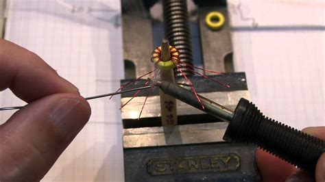 #166: How to wind a trifilar toroid transformer for a