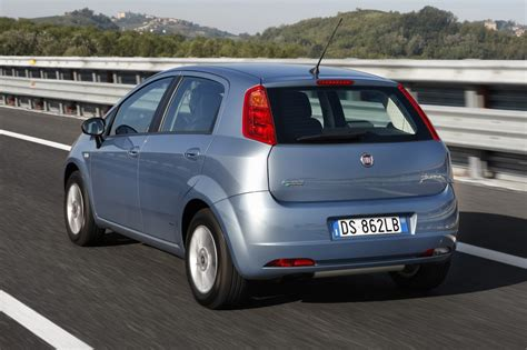 New Fiat Grande Punto Natural Power will Cost you as low