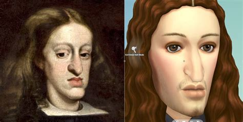 Behold his Majesty, King Charles II of Spain - thesims