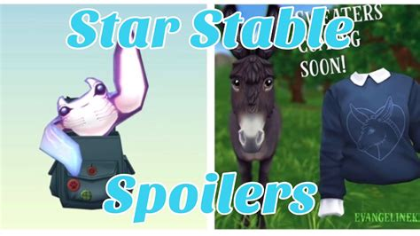 Spoilers || Star Stable Online - YouTube