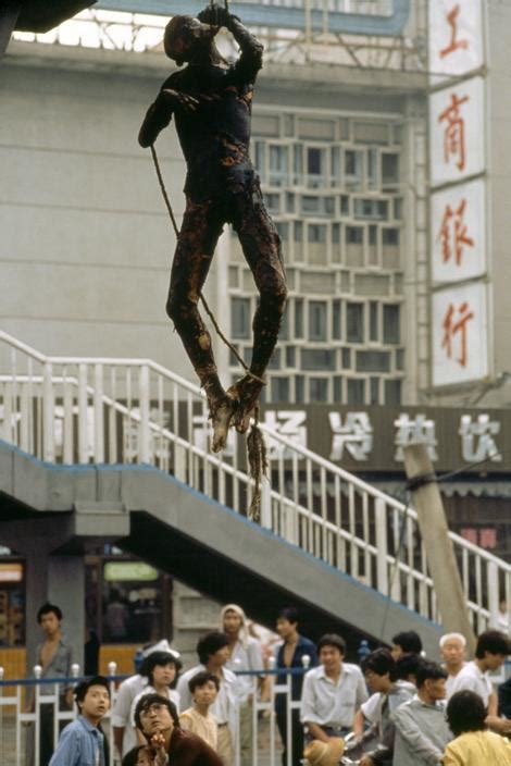 Tiananmen — The View from the Communist Party – Iconic Photos