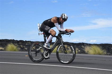 Local man races in Ironman World Championships