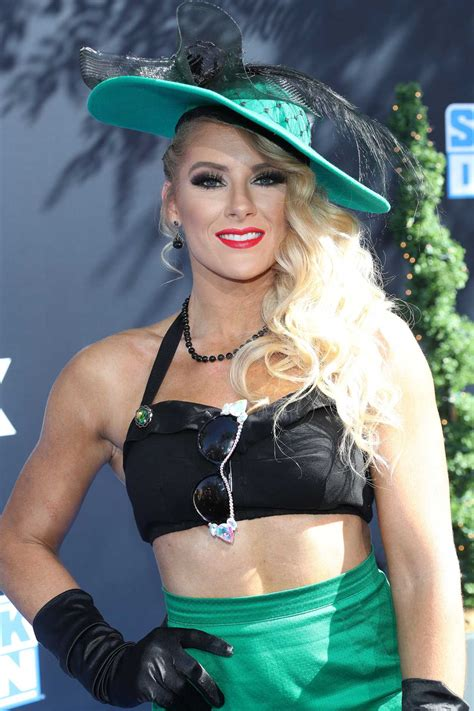 Lacey Evans Attends the WWE 20th Anniversary Celebration