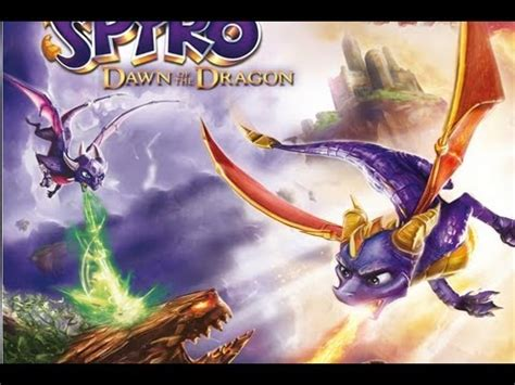 CGRundertow THE LEGEND OF SPYRO: DAWN OF THE DRAGON for