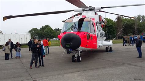 Norway AW101 Training Centre Opens