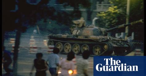 20th anniversary of Tiananmen Square: how events unfolded