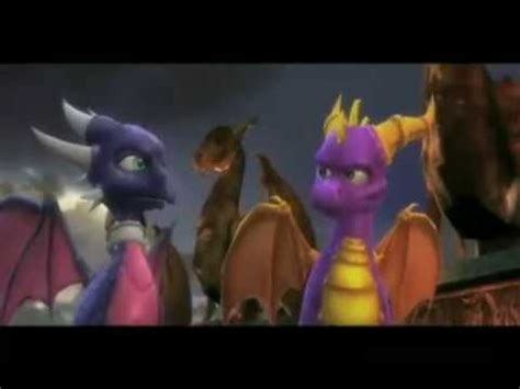 The Legend of Spyro - Dawn of the Dragon - YouTube