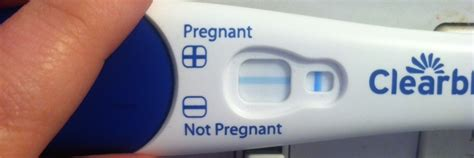 Thoughts on Clear Blue pregnancy test? - BabyCenter
