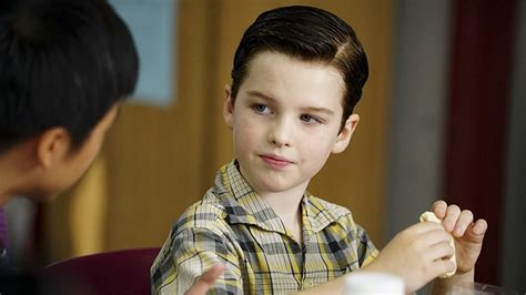 Young Sheldon star Iain Armitage reveals the celebrity