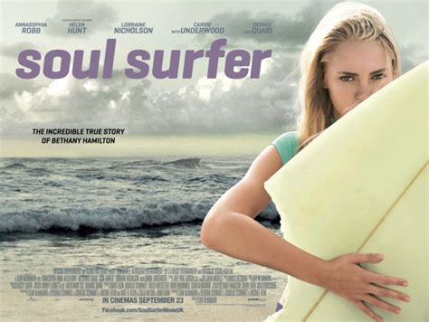 Inspirational film Soul Surfer to catch a cinematic wave
