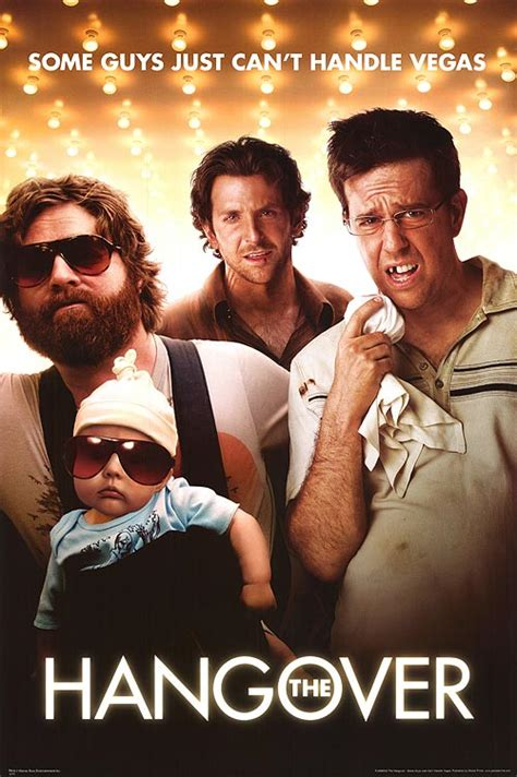 Hangover movie posters at movie poster warehouse